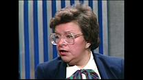 Throwback Thursday: Barbara Mikulski discusses women's rights in 1983