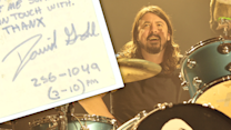 A 14-Year-Old Dave Grohl Asked for Networking Advice in Letter to Fugazi Frontman