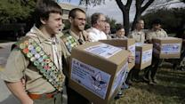 Boy Scouts of America's National Council votes to ease ban on openly gay scouts