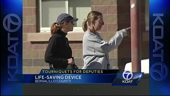 BCSO deputy may have been saved by tourniquet
