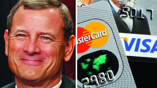 Grapevine: Supreme Court justice a victim of identity theft?