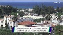 U.S. companies eye Cuba business