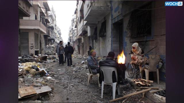 Syria: Deal Struck To Evacuate Civilians From Homs