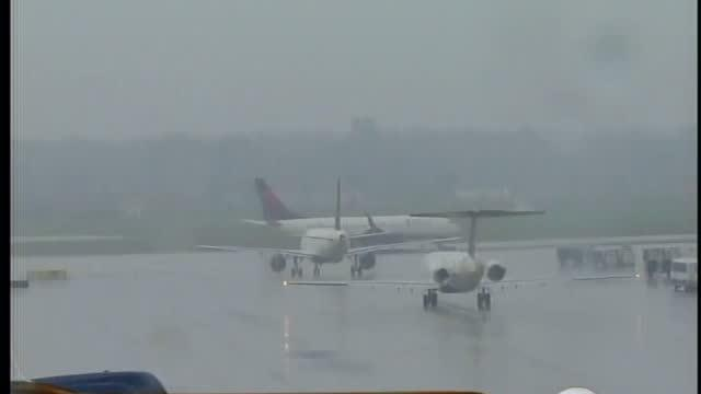 Flights at Metro affected by Isaac