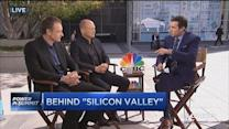 Behind 'Silicon Valley'