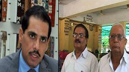 Complaint against Vadra in Jaipur on 'mango people' remarks