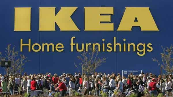Horse meat detected in Ikea meatballs