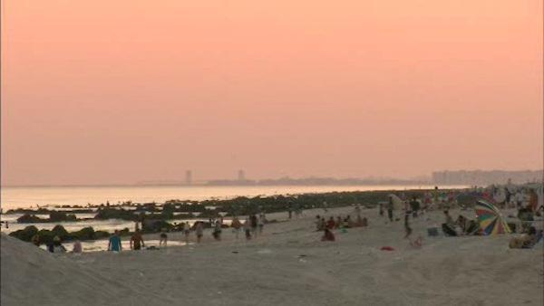 Police monitoring Long Island beaches to prevent accidents