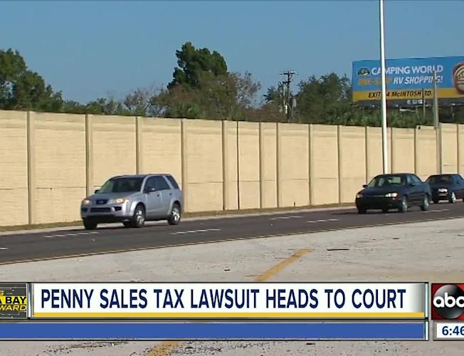 'All for Transportation' Hillsborough County transportation sales tax  lawsuit heads to court