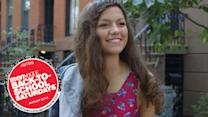 Outfit of the Day - Tomboy Style Meets Brooklyn Cool for This Teen's Back-to-School Look