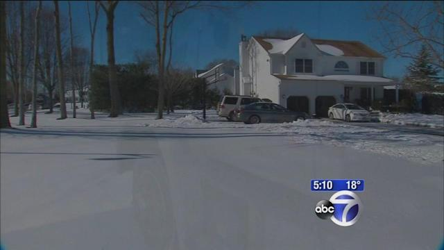 New Jersey continues to dig out from snow