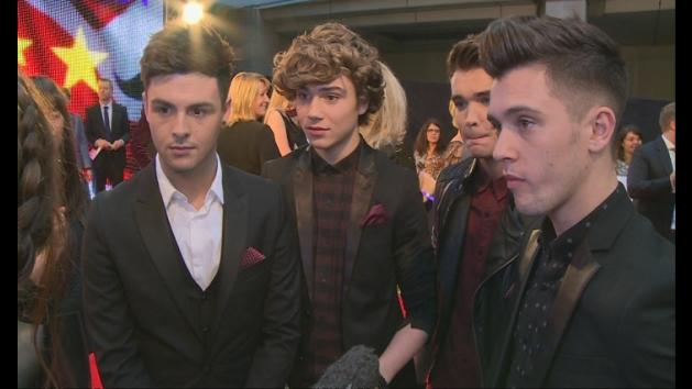 Union J: 'Music industry isn't taking advantage of Miley'