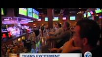 Tigers fans react to Monday night's game
