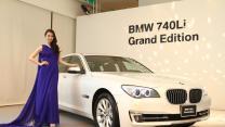 車壇直擊-BMW 740Li Grand Edition 限量典藏