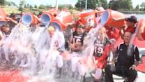 Ice bucket challenge a big win for ALS research