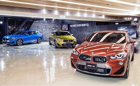 X2與X3能否挾新車上市的熱潮協助BMW收復失土呢?