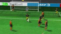 Lewandowski's goal in 3D