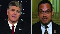Hannity goes one-on-one with Rep. Ellison over sequester
