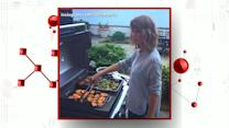 Taylor Swift, Other Celebs Ready for 4th of July Grilling