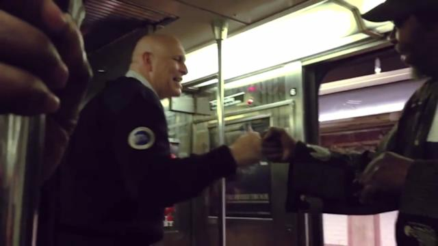Singing Subway Conductor Goes Viral