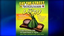 Eat the Street is having a luau!