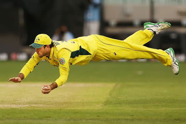 Australia v United Arab Emirates - ICC CWC Warm Up Match