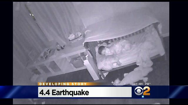 Southern California Residents React To 4.4-Magnitude Earthquake
