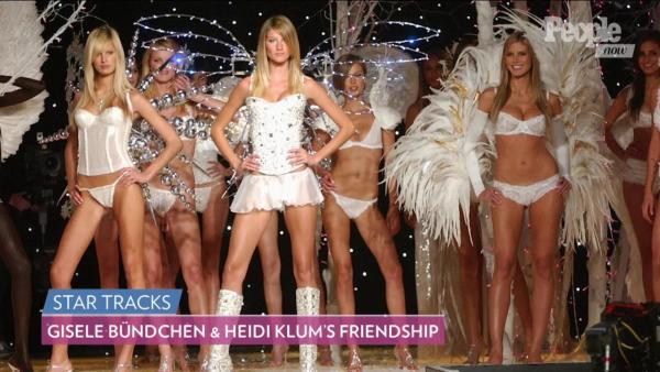 d6e27b5f7d6fe Heidi Klum Shares Racy Video of Herself Brushing Her Teeth While Topless