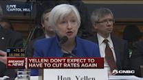 Inflation to continue to stay low: Yellen