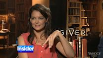 Katie Holmes Opens Up About Topless Glamour Shoot