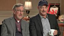 Tom Hanks and Steven Spielberg Describe Their Cold War Drama 'Bridge of Spies'