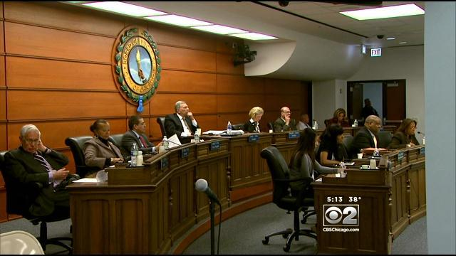 CPS Board Approves Spending For New Furniture
