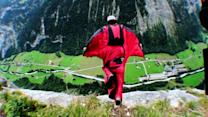Stunt Nation - Flying high with Wing Suit Man Andreas Matischak