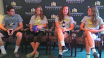 Quadruplets Head to Same Virginia College