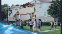 Florida resort hit by sinkhole invites guests to 'come on down'
