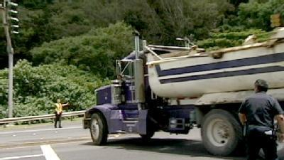 Many Say Runaway Truck Ramp Needed On Pali Hwy