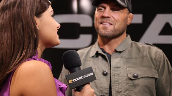 UFC 129: Randy Couture Pre-Fight Interview