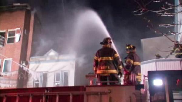 Dozens displaced by fire in Union City