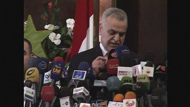 Fugitive Iraq VP rejects murder conviction, sentence