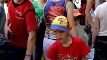 Children evacuated from hostile Luhansk arrive in Odessa