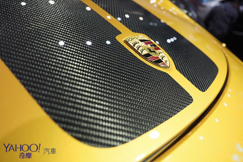 Porsche訂製初體驗!911 Turbo S Exclusive Series霸氣展演!