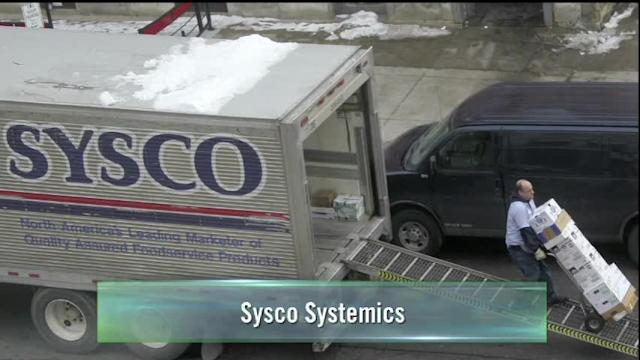 Sysco, Dick's Sporting Goods, IAMGOLD Report, Apple May Announce New iPhones