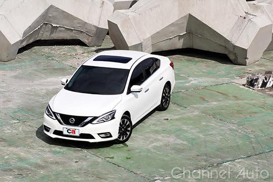 Nissan Sentra殺進前十,顯示主打空間與舒適感受的家庭房車仍有一定的市場。