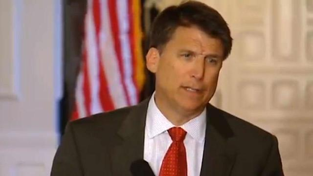 McCrory, critics look back at legislative session