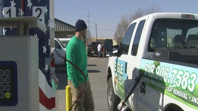 CNG customers save as gas prices soar
