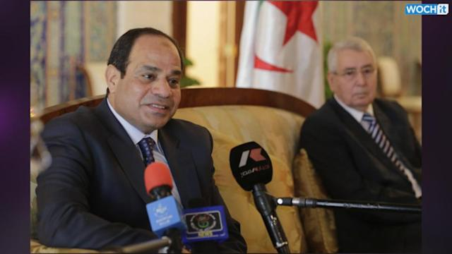 Sisi: Independence For Kurds Would Be 'Catastrophic'
