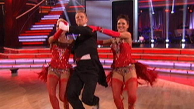 'DWTS' Boots Star Before Semifinals