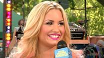 Demi Lovato Interview: 'Doing Really Well'