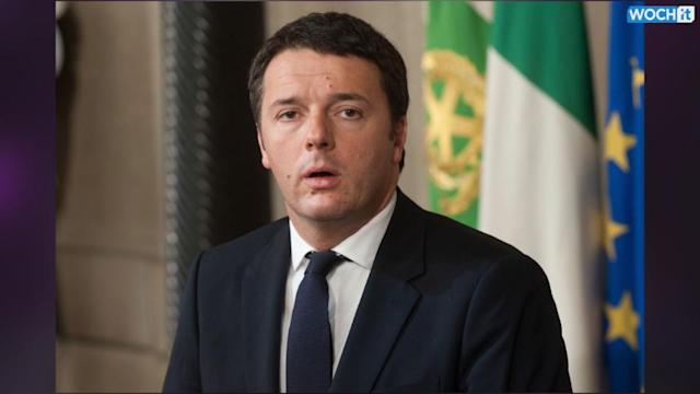 Italy's Renzi Wins Confidence Vote On Temporary Labor Rule