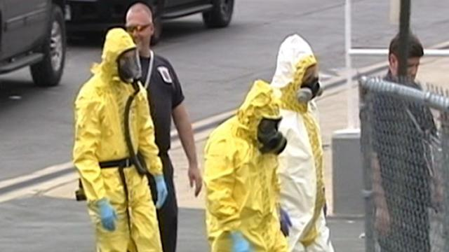 Letters Sent to the President and Lawmakers Containing Deadly Ricin
